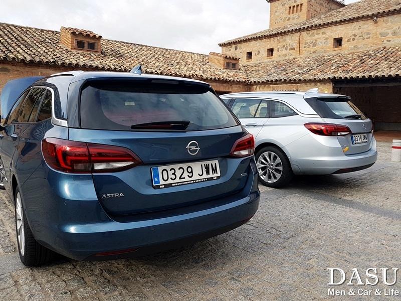 大叔 歐洲 自駕 Opel Astra Wagon 1.6 TDCI 6MT