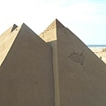 沙雕-金字塔
