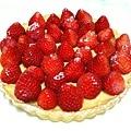 MAU家的手工草莓塔 20110319