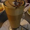 TRIO Cafe moca