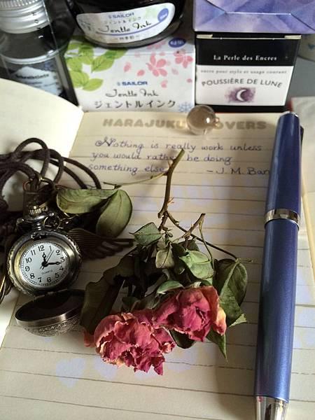 20140817 人間天堂玫瑰乾燥花