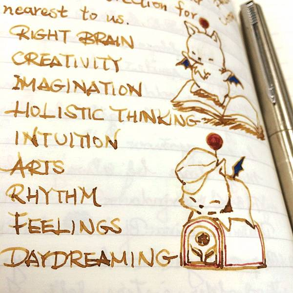 20150821 Diamine Golden Brown-Moogle