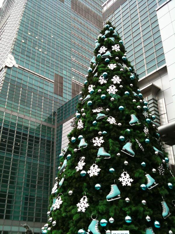 101東門聖誕樹