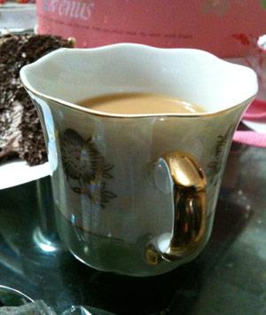 外婆家現磨咖啡