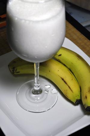 蜂蜜香蕉牛奶近攝.JPG