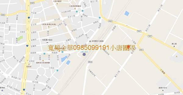 雲林縣斗南鎮新生三路60號法拍屋