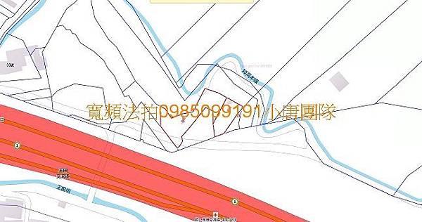 台中市烏日區便行段589號代標代墊