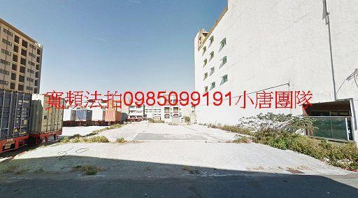 梧棲區港埠路2段431巷22號旁,台中港特定區商業用地小唐全省代標代墊