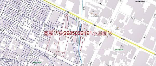 台中市后里區中和段36-2地號,中正路近主和路小唐全省代標代墊