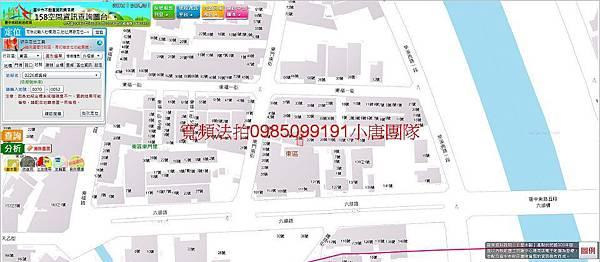 台中市東區東福一街21巷25號法拍屋
