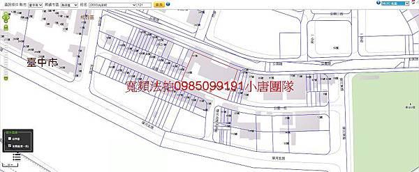 台中市烏日區公園路107號12樓之5法拍屋