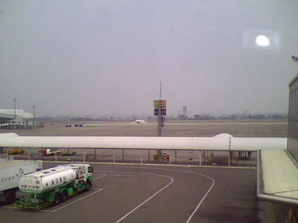 飛機景觀台