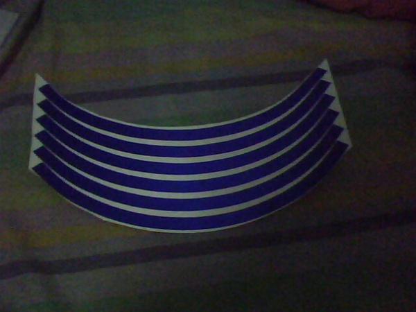 2010.4.20 3M輪框貼紙到貨 反光前