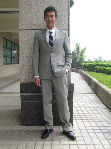 服装記録照-全身