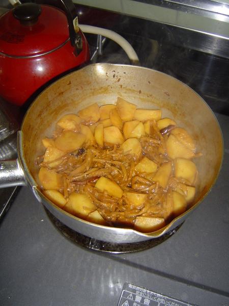 土豆(馬鈴薯)