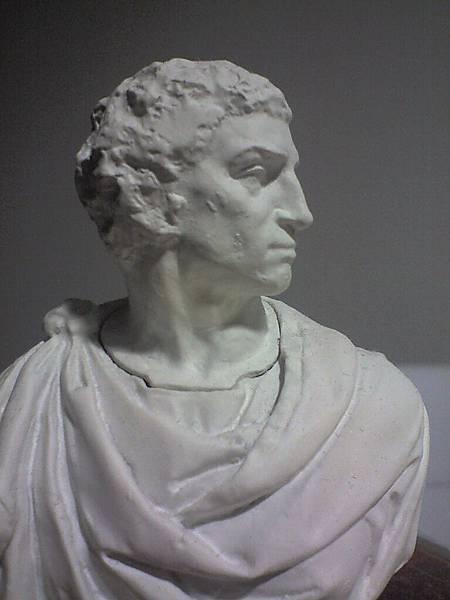雕像小模型