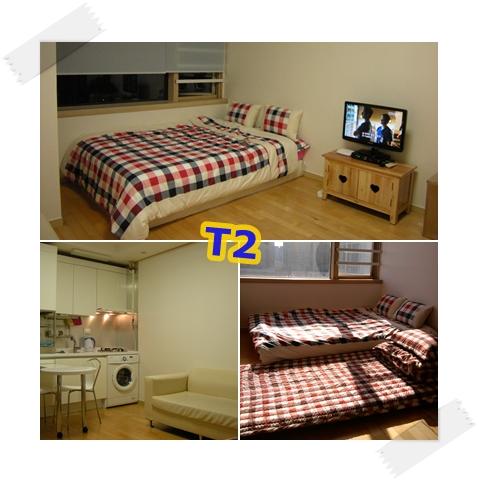 韓國高爺式公寓套房