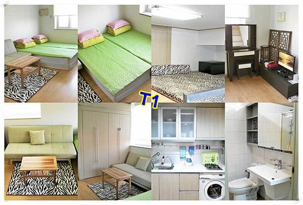 韓國高爺式公寓套房08