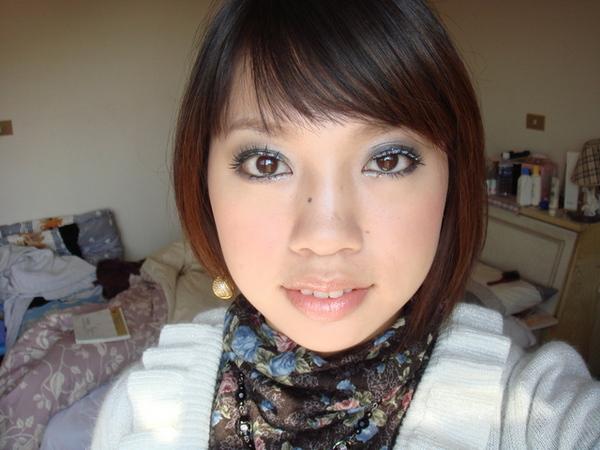 2006 聖誕彩妝 1