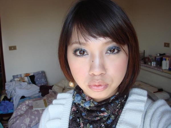 2006 聖誕彩妝 2