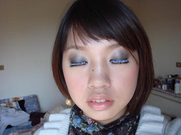 2006 聖誕彩妝 3