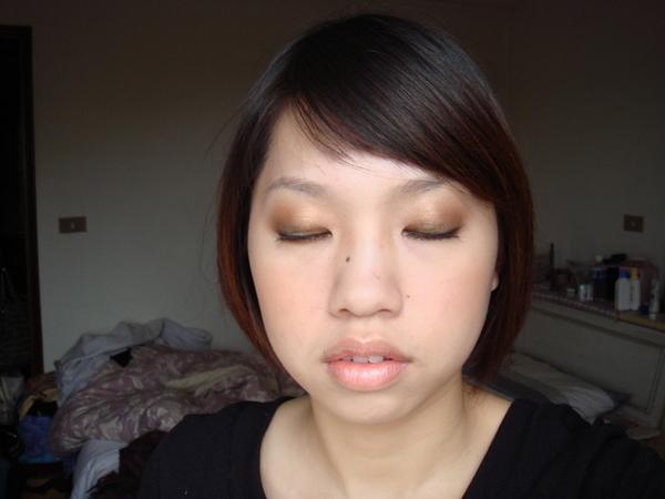2006 Stila 秋冬限量眼影(金) 2