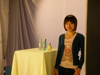 2007.12.14. 倩碧拍攝活動 3