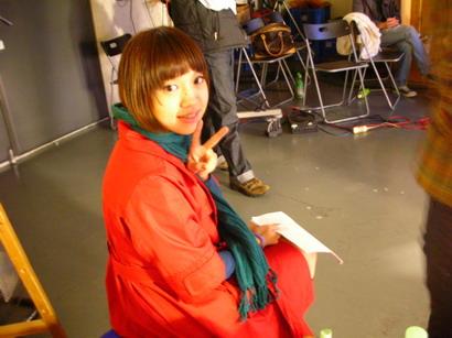 2007.12.14. 倩碧拍攝活動 6