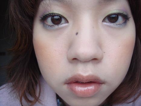 春妝預定款妝容 2