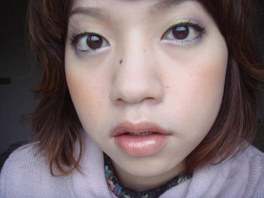 春妝預定款妝容 3