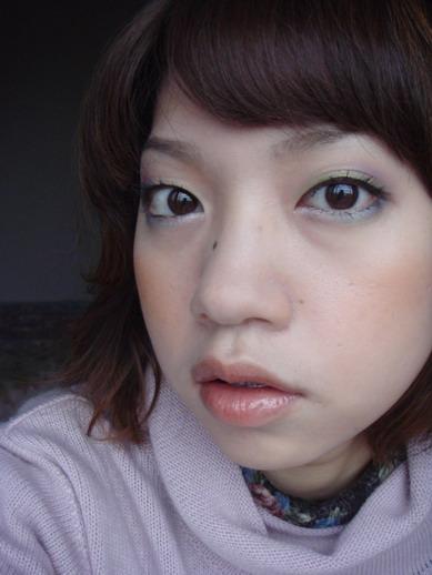春妝預定款妝容 4