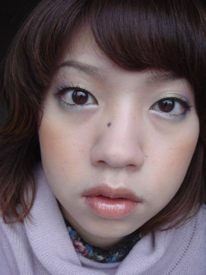 春妝預定款妝容 5