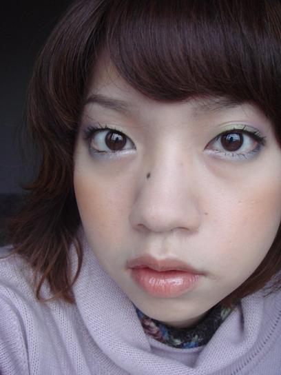 春妝預定款妝容 6