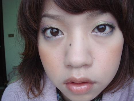 春妝預定款妝容 8