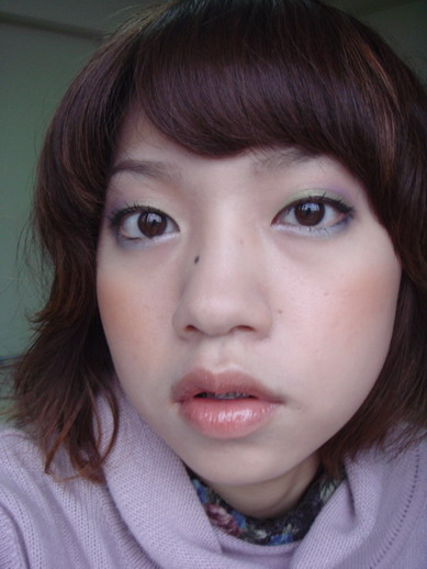 春妝預定款妝容 9