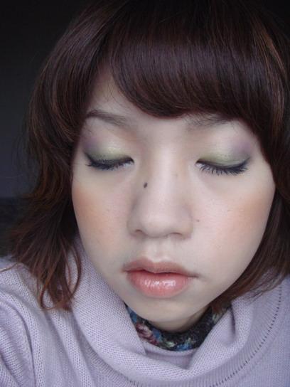 春妝預定款妝容 10