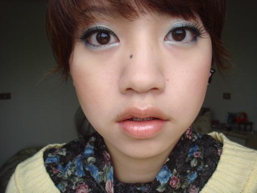 英龍華眼妝 ( 假睫毛 ) 2