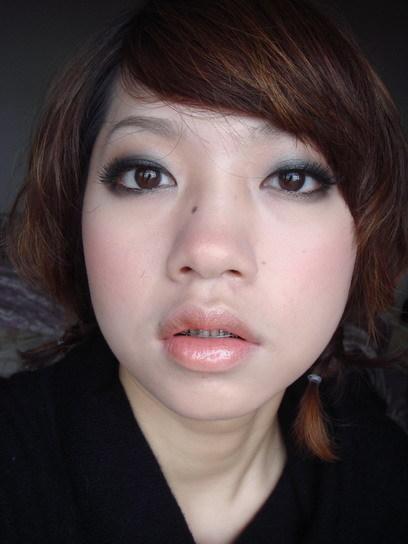 日本萌女妝 1