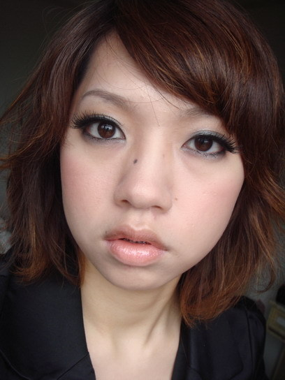 日本萌女妝 7