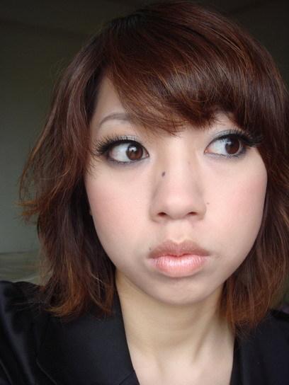日本萌女妝 15