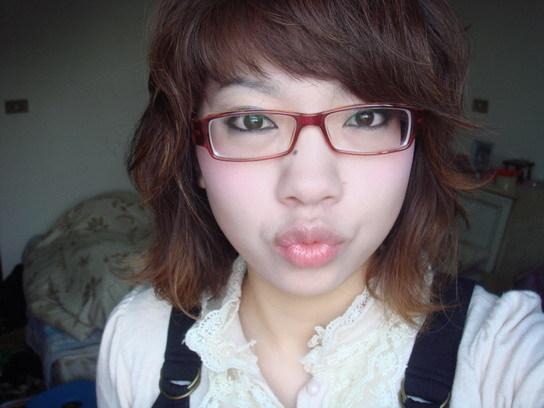眼鏡妝 1