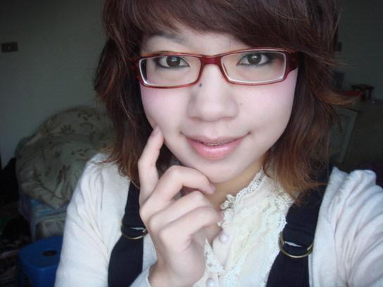 眼鏡妝 2
