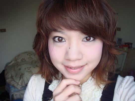 眼鏡妝 3