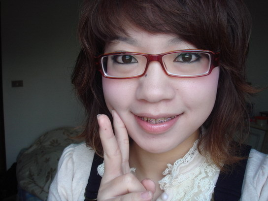眼鏡妝 6