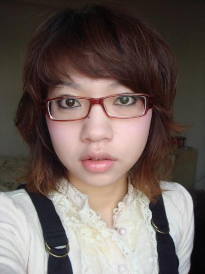 眼鏡妝 7