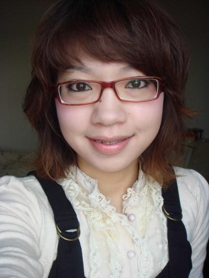 眼鏡妝 8