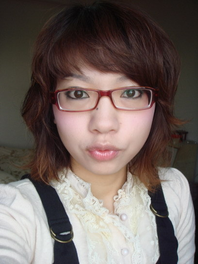 眼鏡妝 10