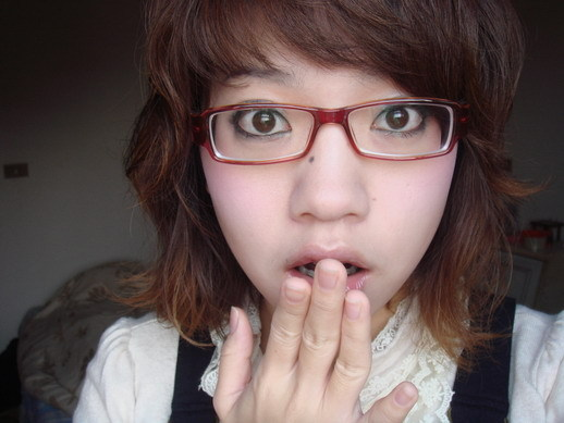 眼鏡妝 12