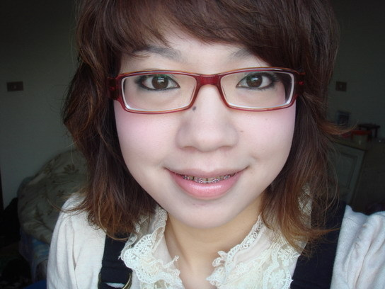 眼鏡妝 13