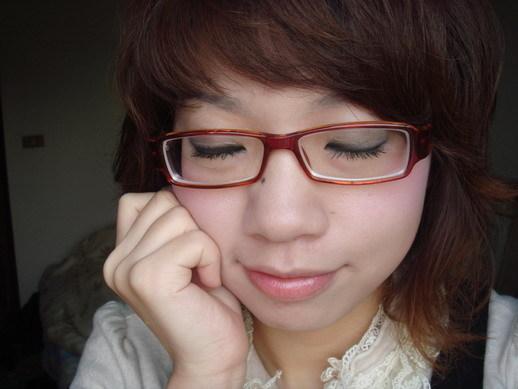 眼鏡妝 14